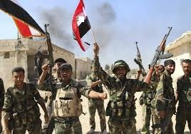 syria force
